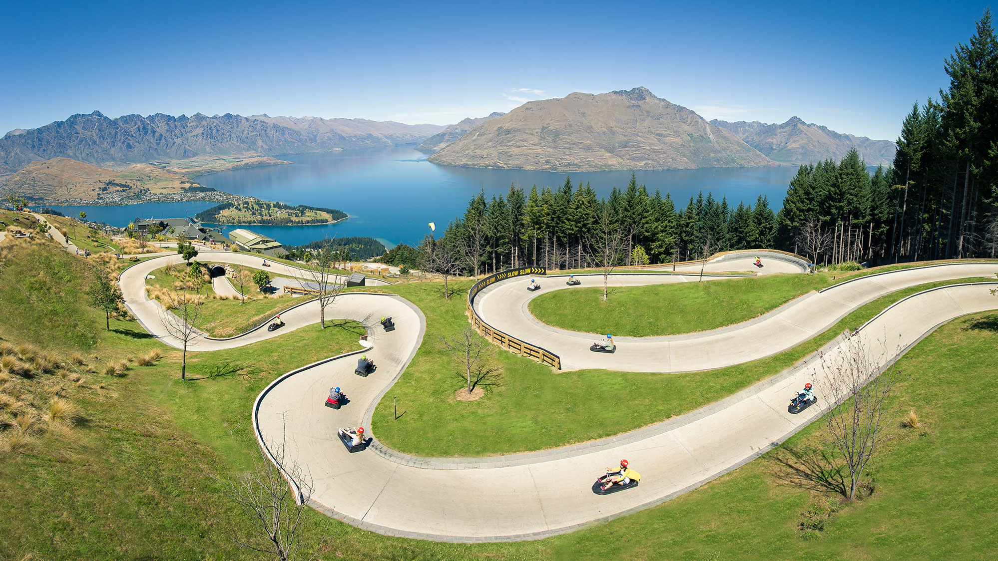 Epic South Island Adventure